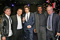 Daniel Merriweather, WKS Geraint Howells, Mark Ronson, Raye Cosbert (Amy Winehouse's manager), Paul Gambaccini.
