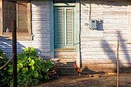 House in Bolivia, Ciego de Avila Province, Cuba.