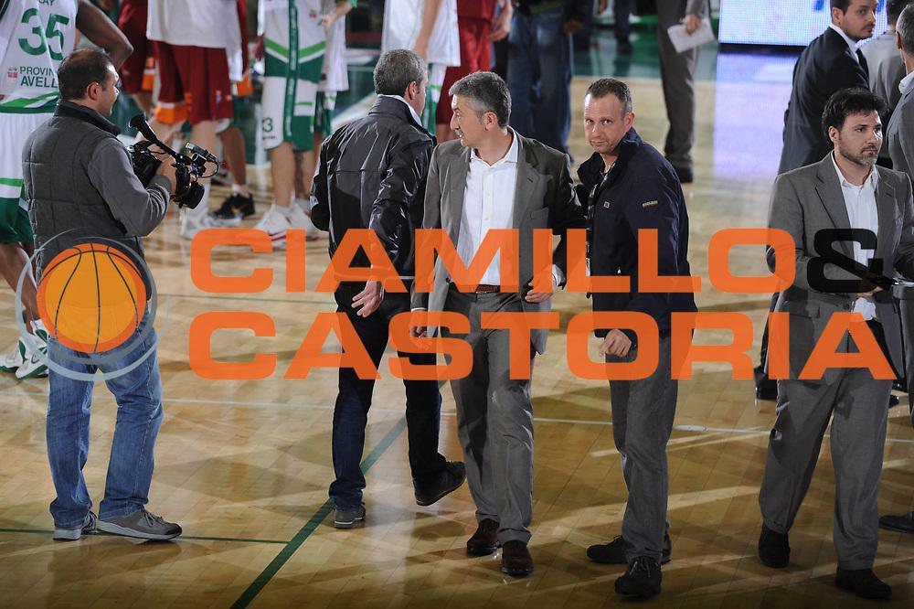 DESCRIZIONE : Avellino Lega A 2011-12  Sidigas Avellino Acea Virtus Roma <br /> GIOCATORE : Marco Calvani Sandro Gigli<br /> CATEGORIA : curiosita <br /> SQUADRA : Acea Virtus Roma<br /> EVENTO : Campionato Lega A 2011-2012<br /> GARA :Sidigas Avellino Acea Virtus Roma <br /> DATA : 07/04/2012<br /> SPORT : Pallacanestro<br /> AUTORE : Agenzia Ciamillo-Castoria/GiulioCiamillo<br /> Galleria : Lega Basket A 2011-2012<br /> Fotonotizia : Avellino Lega A 2011-12 Sidigas Avellino Acea Virtus Roma <br /> Predefinita :