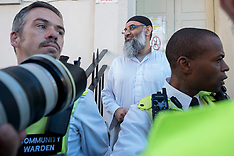 Anjem Choudary release - 19 Oct 2018
