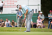 Sir Nick Faldo putting on the 13th hole during The Senior Open Championship, Sunningdale Golf Club, Sunningdale, United Kingdom on 23 July 2015. Photo by Phil Duncan.