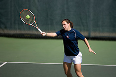 20070325 - Virginia v #14 Wake Forest (NCAA Women's Tennis)
