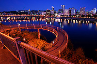 Willamette River Waterfront