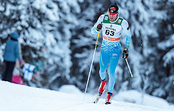 27.11.2016, Nordic Arena, Ruka, FIN, FIS Weltcup Langlauf, Nordic Opening, Kuusamo, Herren, im Bild Ville Nousiainen (FIN) // Ville Nousiainen of Finland during the Mens FIS Cross Country World Cup of the Nordic Opening at the Nordic Arena in Ruka, Finland on 2016/11/27. EXPA Pictures © 2016, PhotoCredit: EXPA/ JFK
