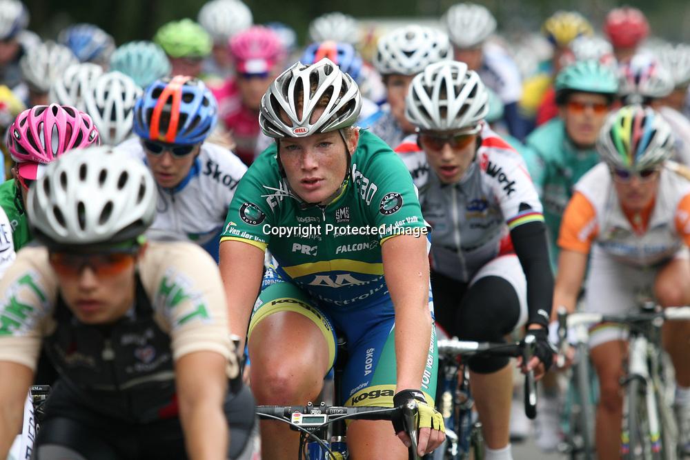 Ladiestour 2006 Roden<br />Kirsten Wil
