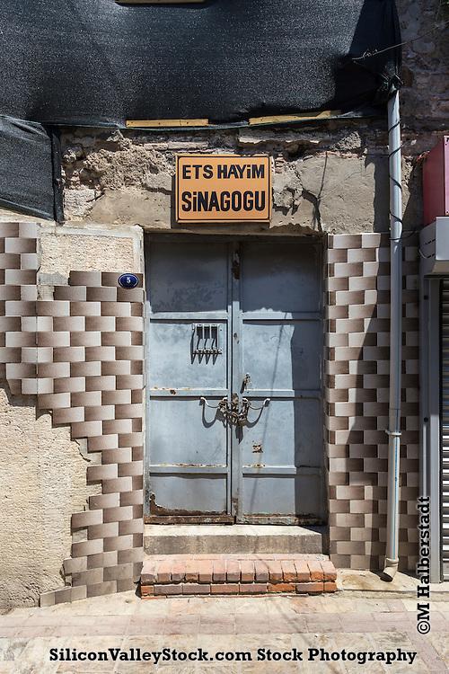 Ets Hayim Synagogue. Izmir