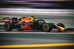 May 11, 2019 - Barcelona, Catalonia, Spain - MAX VERSTAPPEN (NED) from team Red Bull drives in his RB15 during the third practice session of the Spanish GP at Circuit de Catalunya (Credit Image: © Matthias Oesterle/ZUMA Wire)