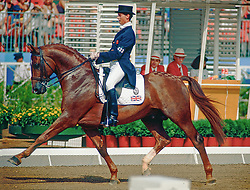 Hester Carl, GBR,  Giorgione<br /> Olympic Games Barcelona 1992<br /> © Hippo Foto - Dirk Caremans<br /> 29/04/2020