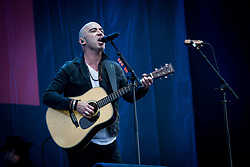 June 5, 2017 - Landgraaf, Limburg, Netherlands - Ed Kowalczyk of the american rock band Live pictured on stage as they perform at Pinkpop Festival 2017 in Landgraaf (Netherlands) (Credit Image: © Roberto Finizio/NurPhoto via ZUMA Press)