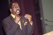 Hurricane Carter Speaking at MEMAD