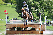 Kate Rocher-Smith on HHS Dassett Appeal during the International Horse Trials at Chatsworth, Bakewell, United Kingdom on 13 May 2018. Picture by George Franks.