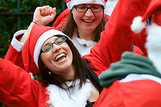 Santa Fun Run | Edinburgh | 11 December 2016