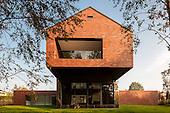 Living Garden House in Katowice - KWK Promes Robert Konieczny