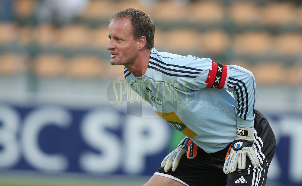 CAPE TOWN, SOUTH AFRICA - 2 February 2010, Hans Vonk of Ajax during the Absa Premiership match between Ajax Cape Town and Platinum Stars held at Athlone Stadium in Cape Town, South Africa..Photo by: Shaun Roy/Sportzpics