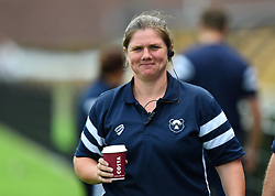 Bristol Bears Women head coach Kim Oliver - Mandatory by-line: Paul Knight/JMP - 02/09/2018 - RUGBY - Shaftsbury Park - Bristol, England - Bristol Bears Women v Dragons Women - Pre-season friendly