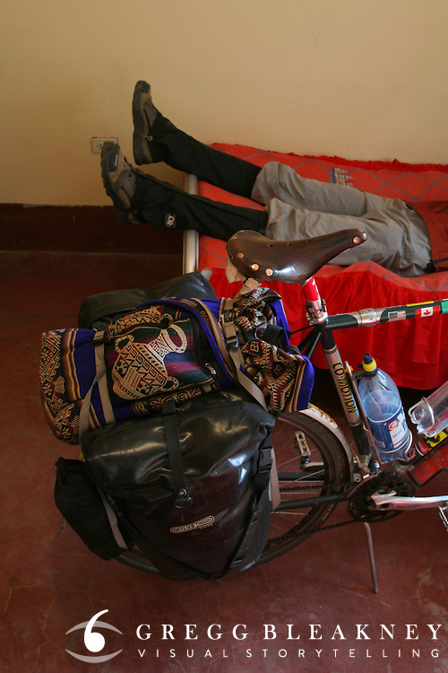 Long legs, short bed - Bolivia