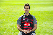 Royal London One-Day Cup kit portrait of Tim Groenewald during the Somerset County Cricket Club PhotoCall 2017 at the Cooper Associates County Ground, Taunton, United Kingdom on 5 April 2017. Photo by Graham Hunt.
