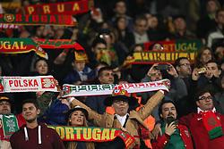 November 20, 2018 - Guimaraes, Guimaraes, Portugal - Ambient during the UEFA Nations League football match between Portugal and Poland at the Dao Afonso Henriques stadium in Guimaraes on November 20, 2018. (Credit Image: © Dpi/NurPhoto via ZUMA Press)