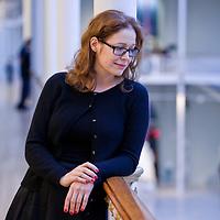 Caroline von Schmalensee, Photographed in Edinburgh. 30 November 2012<br /> <br /> Photograph by Chris Scott/Writer Pictures<br /> <br /> WORLD RIGHTS