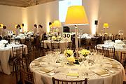 Royal Academy Schools Annual dinner and Auction 2012. Royal Academy. Burlington Gdns. London. 20 March 2012.
