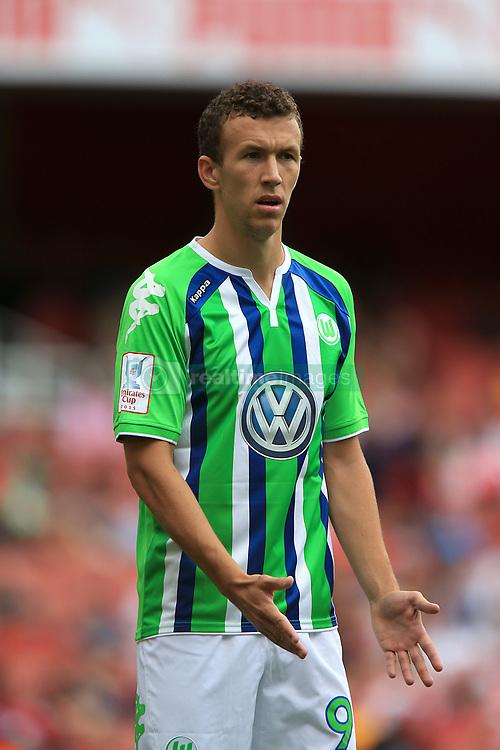 File photo dated 25-07-2015 of VfL Wolfsburg's Ivan Perisic.