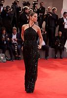 Marica Pellegrinelli  at the premiere gala screening of the film Suspiria at the 75th Venice Film Festival, Sala Grande on Saturday 1st September 2018, Venice Lido, Italy.