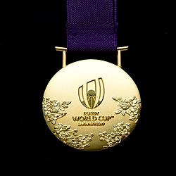 RWC medals.