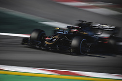February 28, 2019 - Barcelona, Catalonia, Spain - KEVIN MAGNUSSEN (DEN) from team Haas drives in his VF-19 during day seven of the Formula One winter testing at Circuit de Catalunya (Credit Image: © Matthias Oesterle/ZUMA Wire)