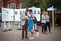 Travel Photographer of the Year exhibition opening, London 2015
