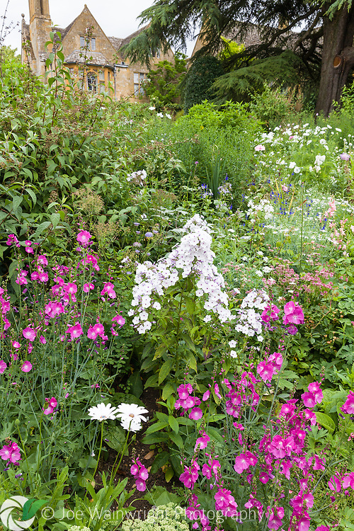 August in Hidcote Manor Garden, Gloucestershire