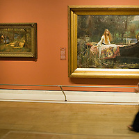 John William Waterhouse Pre-Raphaelite Exhibition