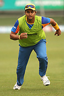Suresh Raina of the Chennai Super Kings during the Superkings training session held at St Georges Park in Port Elizabeth on the 20 September 2010..Photo by: Shaun Roy/SPORTZPICS/CLT20