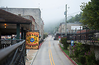 Eureka Springs, Arkansas.