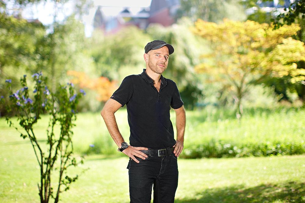 Christian Kellenberger Gründer des Festival du Film Français d'Helvétie