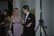 the Duchess of Roxburghe and Guy Sangster, Cartier Racing Awards , Four Seasons Hotel, Hamilton Place, London, W1, 15 November 2006. ONE TIME USE ONLY - DO NOT ARCHIVE  © Copyright Photograph by Dafydd Jones 66 Stockwell Park Rd. London SW9 0DA Tel 020 7733 0108 www.dafjones.com