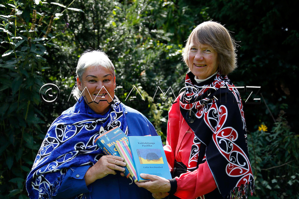 Cathie Koa Dunsford and Karin Meissenburg