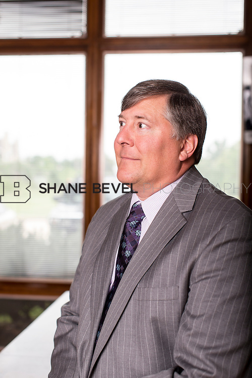 5/27/14 11:12:00 AM -- Chuck Bigbie with Woodland for ProAdvisors.<br /> <br /> Photo by Shane Bevel