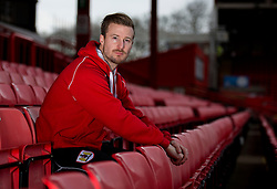 Bristol City's Wade Elliott  - Photo mandatory by-line: Joe Meredith/JMP - Mobile: 07966 386802 - 21/01/2015 - SPORT - Football - Bristol - Failand Training Ground -  v  -