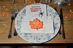 Atmosphere at the Bumpkin Halloween Dinner hosted by Marissa Hermer held at Bumpkin, 119 Sydney Street, London on 23rd October 2014.