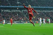 Fussball Uefa Champions League 2011/12: FC Bayern Muenchen - FC Basel