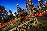 Downtown LA @ Sunrise