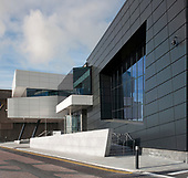 External Cladding & Curtain Walling Systems