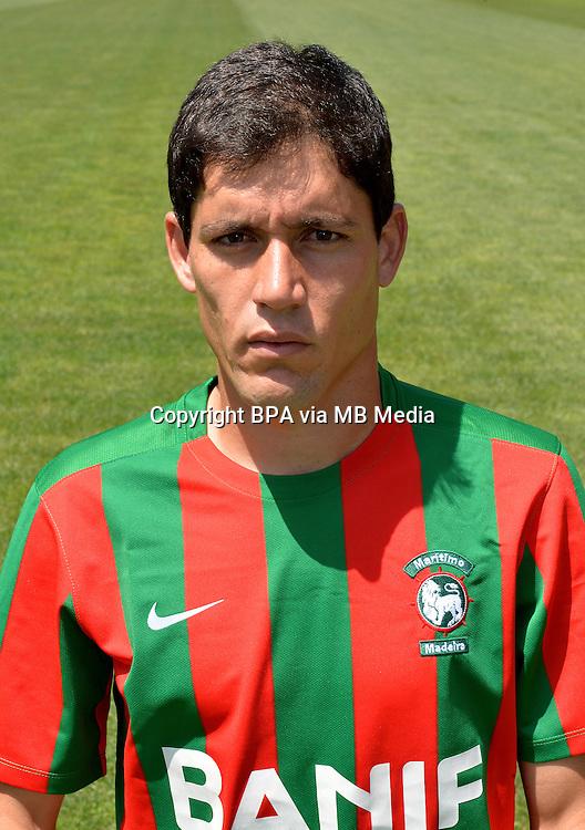 Portugal - Primera Liga NOS 2015-2016 /  <br /> ( CS Maritimo ) - <br /> Deyvison Den&iacute;lson de Sousa Bessas &quot; Deyvison &quot;