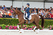 Dana van Lierop - Zaira<br /> Excellent Dressage Sales<br /> Longines FEI/WBFSH World Breeding Dressage Championships for Young Horses 2016<br /> © DigiShots