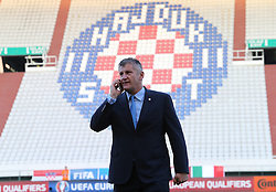 12.06.2015, Stadion Poljud, Split, CRO, UEFA Euro 2016 Qualifikation, Kroatien vs Italien, Gruppe H, im Bild Davor Suker // during the UEFA EURO 2016 qualifier group H match between Croatia and and Italy at the Stadion Poljud in Split, Croatia on 2015/06/12. EXPA Pictures © 2015, PhotoCredit: EXPA/ Pixsell/ Ivo Cagalj<br /> <br /> *****ATTENTION - for AUT, SLO, SUI, SWE, ITA, FRA only*****
