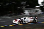 June 8-14, 2015: 24 hours of Le Mans - #12 REBELLION RACING, Nicolas PROST, Nick HEIDFELD, Mathias BECHE