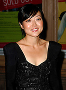 Euna Lee attends the Glamour Magazine 2009 Women of the Year Awards at Carnegie Hall in New York City on November 9, 2009.