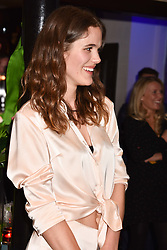 Frankie Herbert at The Tribe Syndicate launch party hosted by Highclere Thoroughbred Racing at Beaufort House, 354 King's Rd, London England. 25 April 2018.