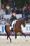 Anne van Olst - Exquis Clearwater<br /> World Equestrian Festival, CHIO Aachen 2012<br /> © DigiShots