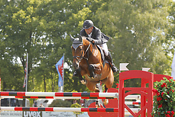 ESTERMANN Paul, Lafayette III<br /> Youngster Tour 7j Finale<br /> München Riem Pferd International - 2011<br /> (c) www.sportfotos-Lafrentz. de/Stefan Lafrentz